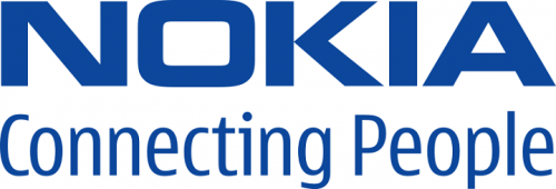 nokia logo connecting people