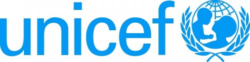 unicef logo blue