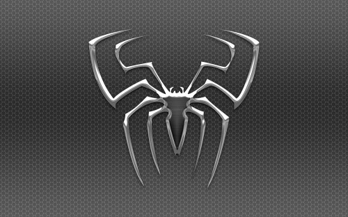 spiderman logo wallpaper