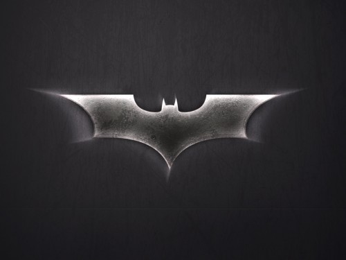 batman dark night logo