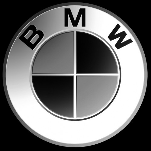 bmw logo car