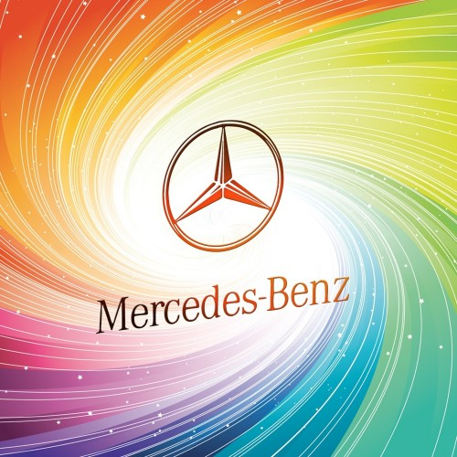 mercedes-benz logo 2012