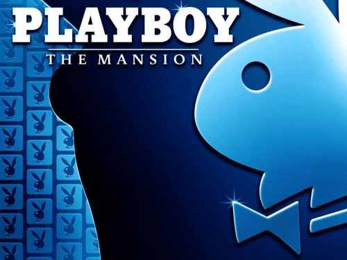 playboy wallpaper logo