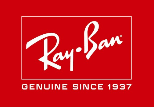 ray-ban logo wallpaper