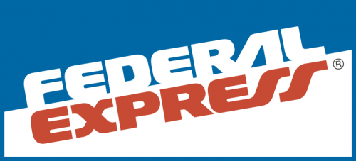Old Federal Express Logo