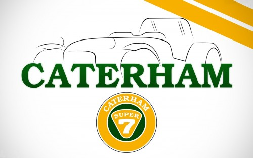 caterham logo wallpaper