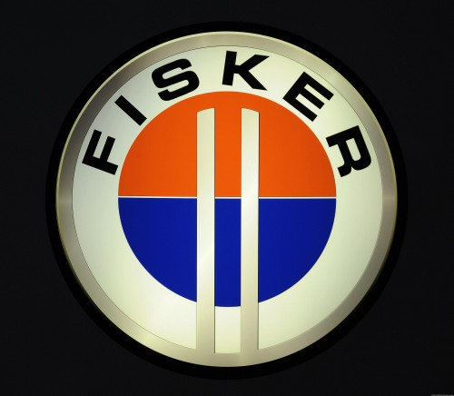 fisker logo wallpaper