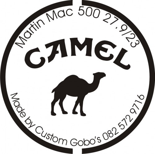 old camel logo