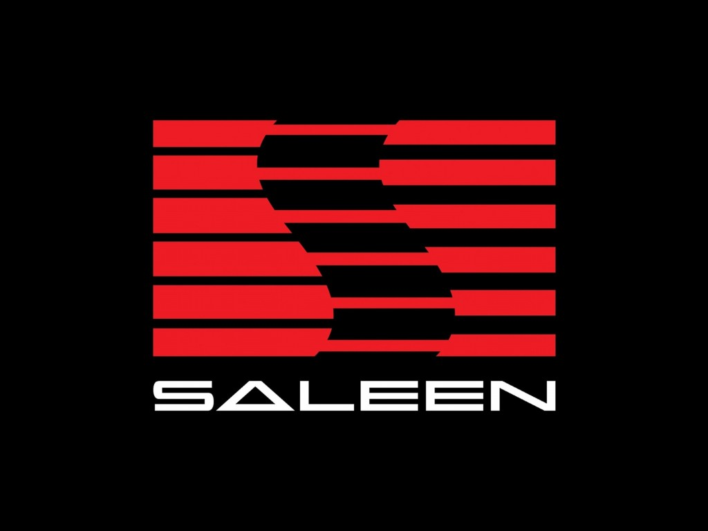 saleen logo wallpaper