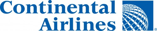 Continental Airlines Logo Large
