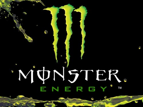 monster energy logo wallpaper