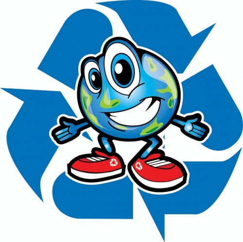 cool recycle logo