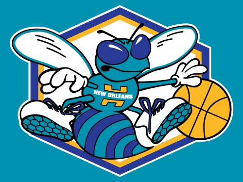 new orleans hornets logo wallpaper