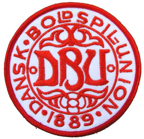 Danish Football Association Badge