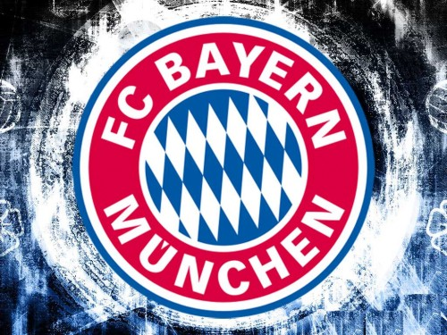 FC Bayern Munich logo wallpaper