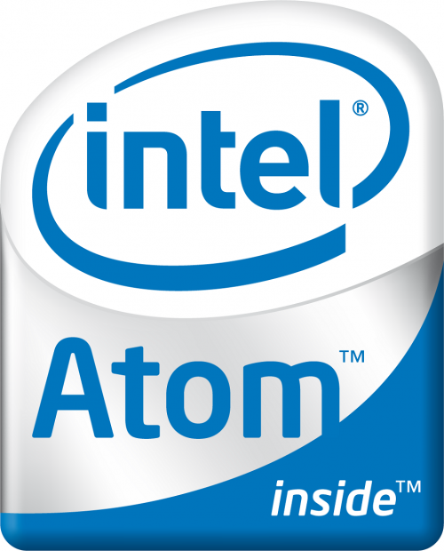 Intel Inside Atom Logo