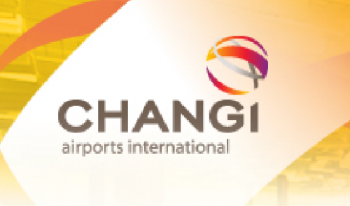 Singapore Changi Airport International Logo