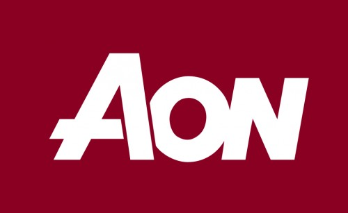 aon logo wallpaper