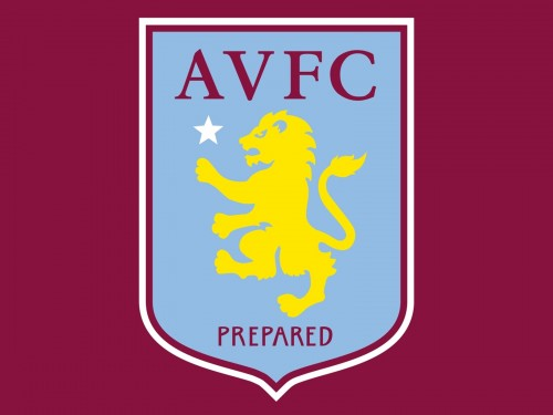 aston villa logo wallpaper
