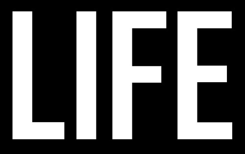 life magazine logo wallpaper