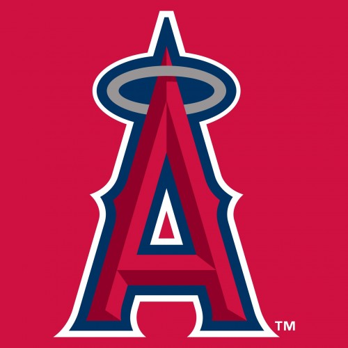 los angeles angels of anaheim logo wallpaper
