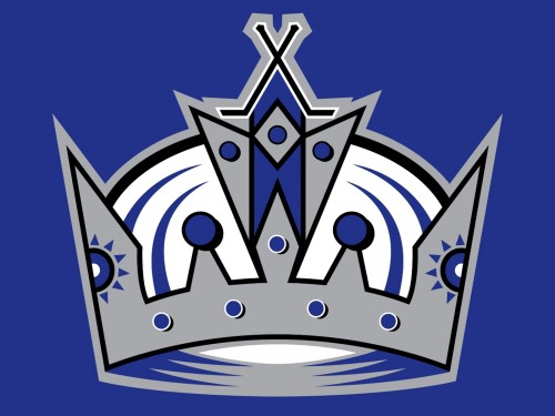 los angeles kings hockey logo