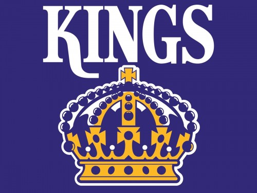 los angeles kings logo purple