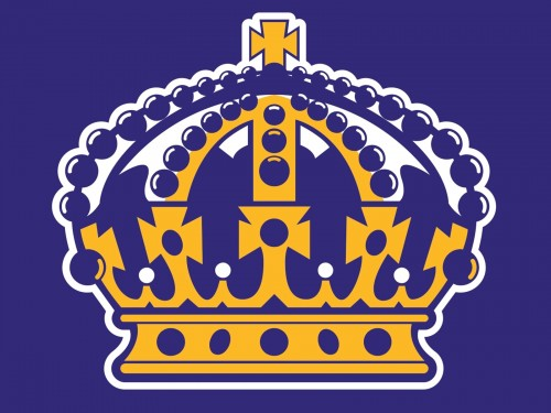los angeles kings old logo