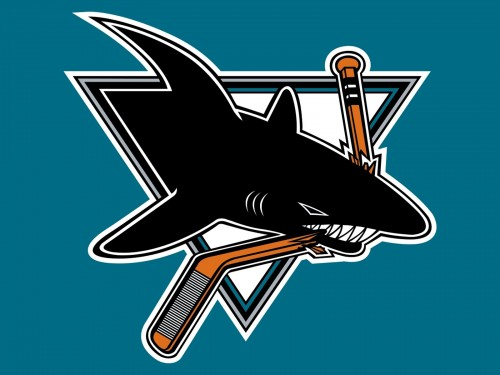san jose sharks old logo