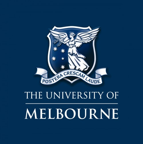 university of melbourne logo wallpaper