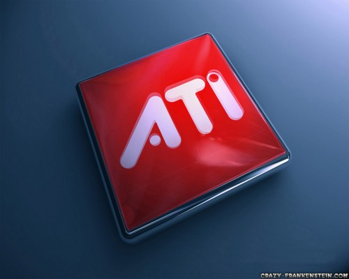 ATI Technologies Logo Wallpaper