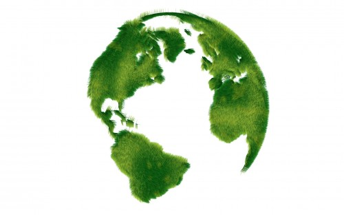 Greenpeace Logo Earth