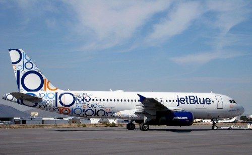 JetBlue Airways Airplane