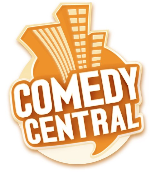 comedy central logo orange