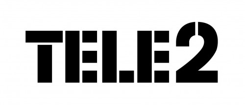 tele2 logo wallpaper