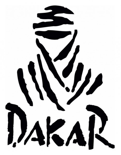dakar rally logo wallpaper
