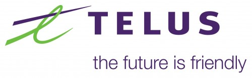 telus logo wallpaper