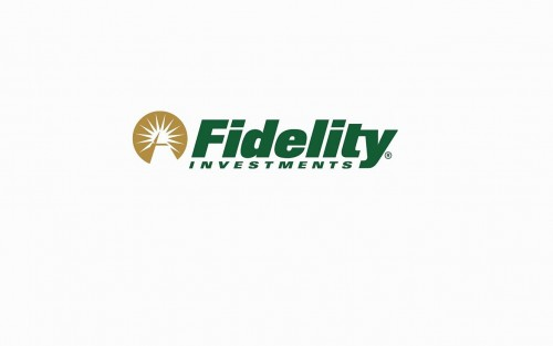 Fidelity logo wallpaper