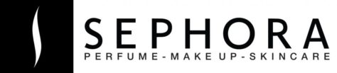 sephora official logo at its makeup and skincare items
